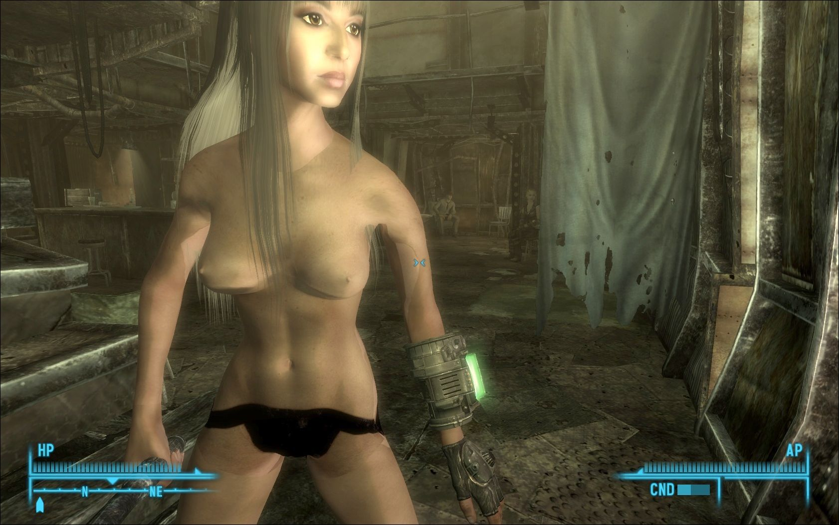 Fallout new vegas nude females