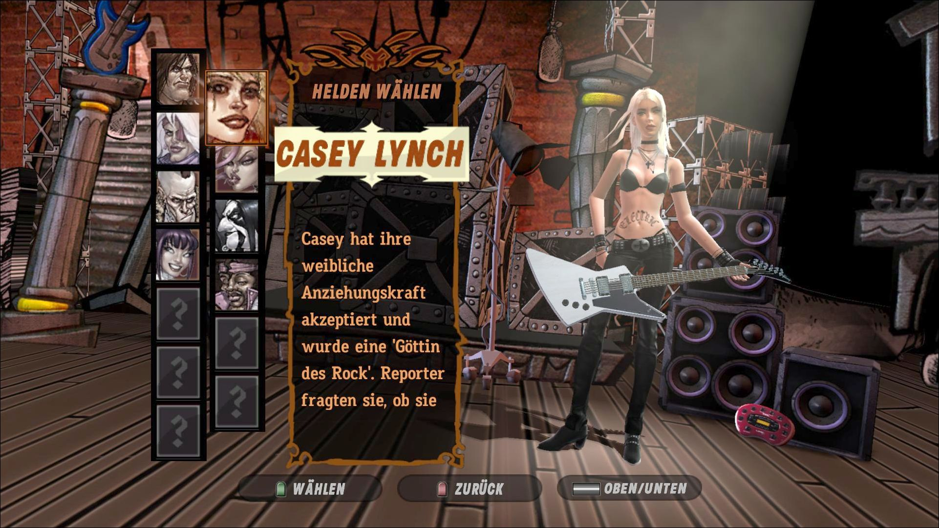 Guitar hero fetish hentai