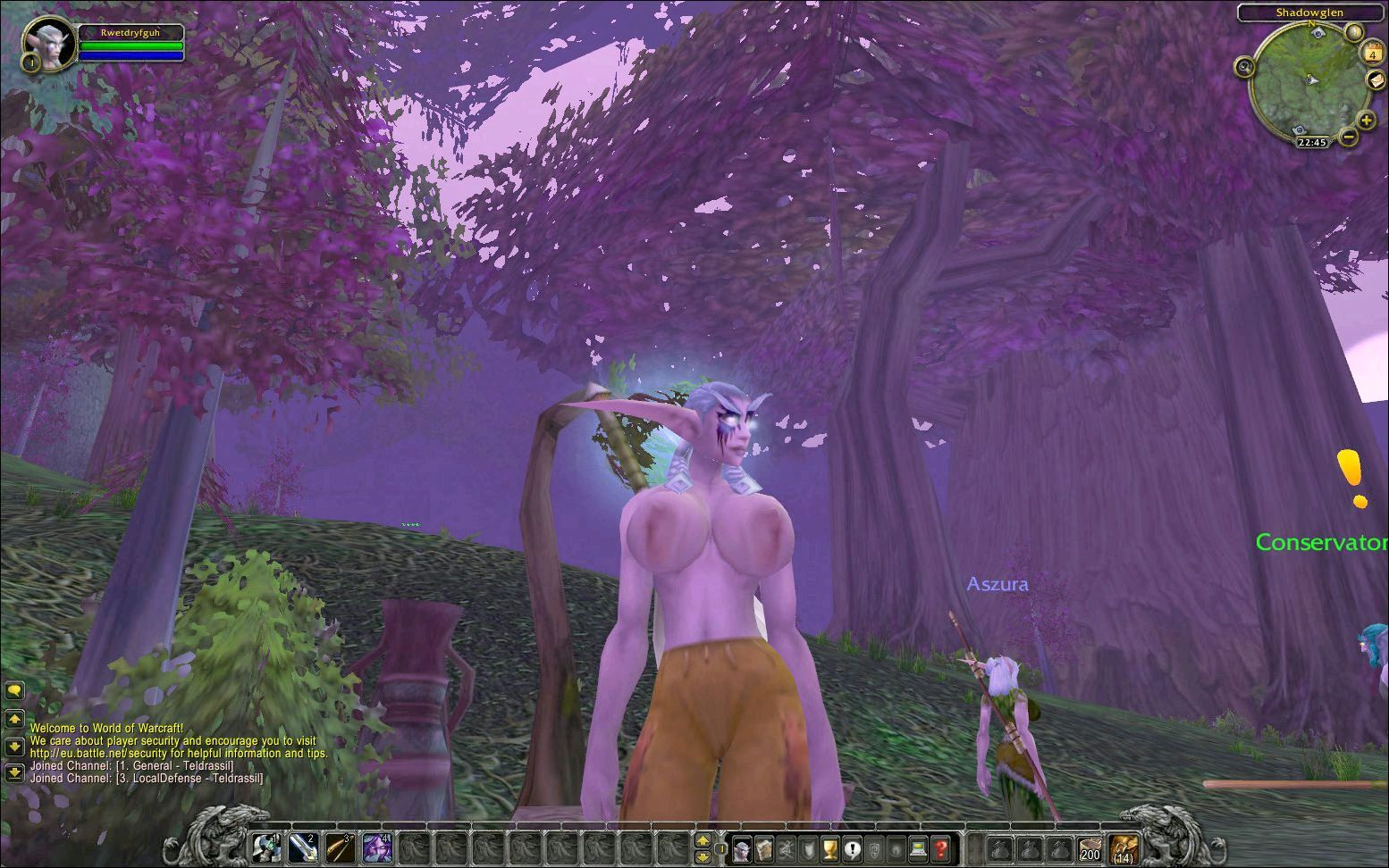 World of warcraft nude mod skins nsfw thumbs