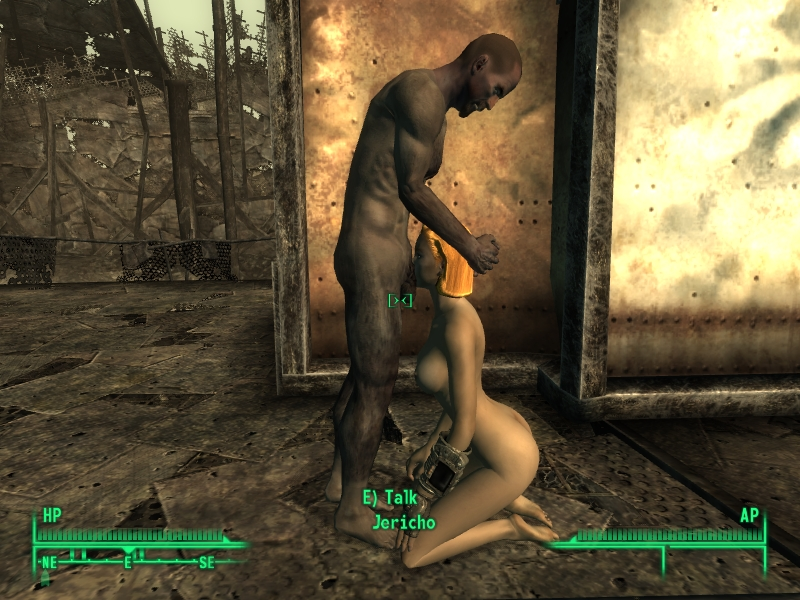 You will fallout 3 nude video with you