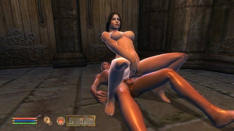 Erotic Oblivion Pose Pack : Oblivion nude patch