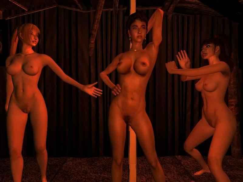 порно моды на фоллаут 3