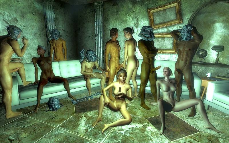 Sorry, not Fallout new vegas sex mod you