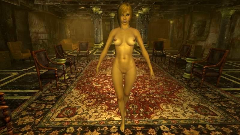 Fallout 3 nude mod pics